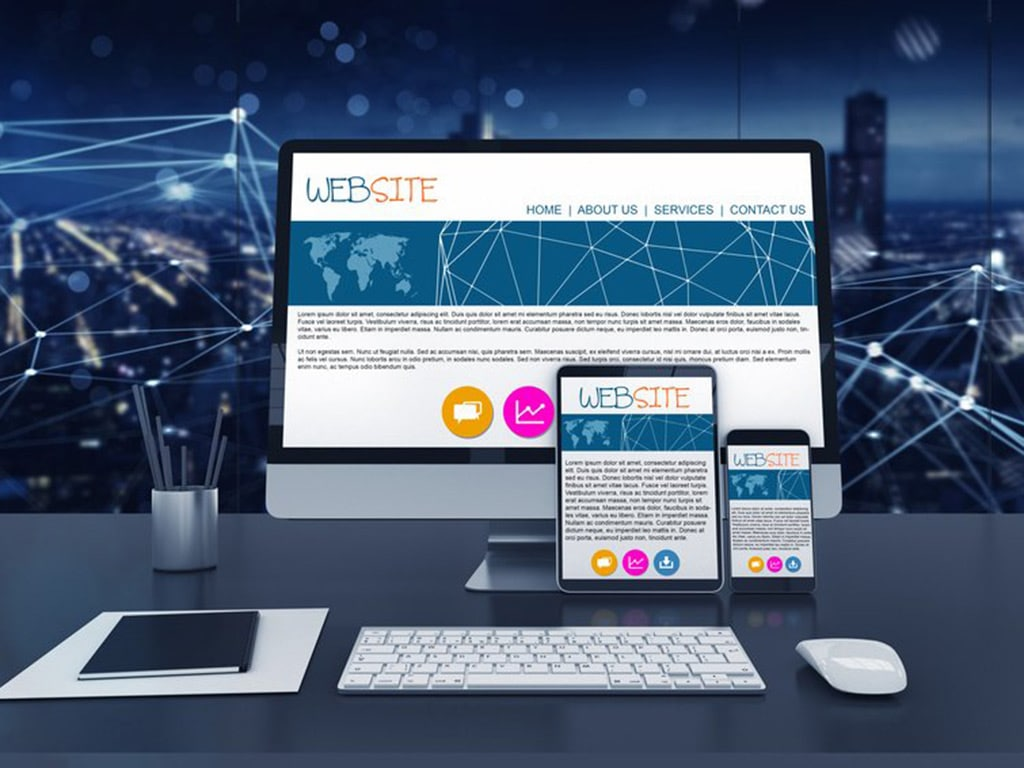 In 5 Schritten eine neue Webseite