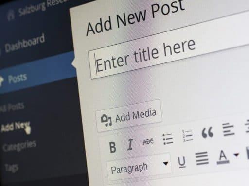 Warum sollte ich einen Blogeintrag erstellen?