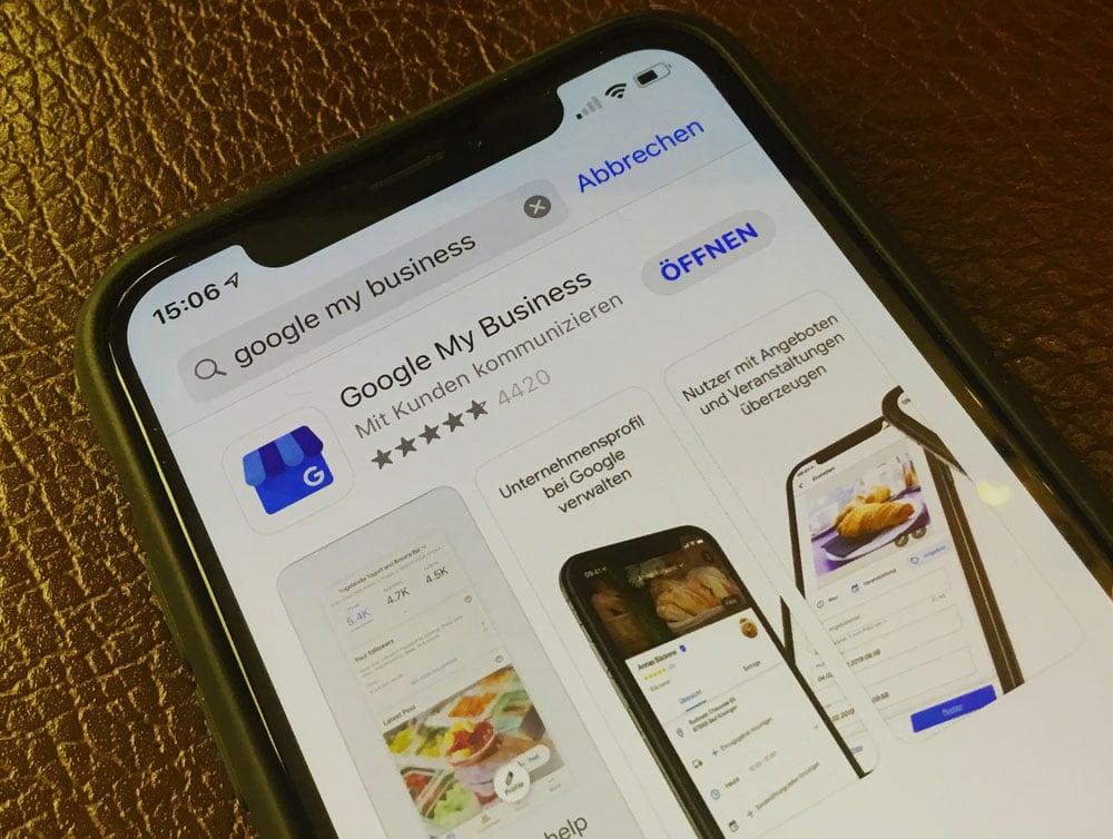 Warum du deinen Google My Business Eintrag pflegen sollst